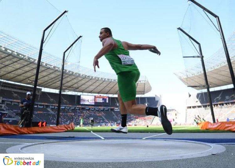 Universiade  - Szikszai Róbert az ötödik helyen végzett Nápolyban