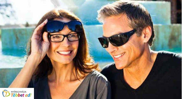 Milyen az ideális napszemüveg a szemüvegesek számára? Eláruljuk!