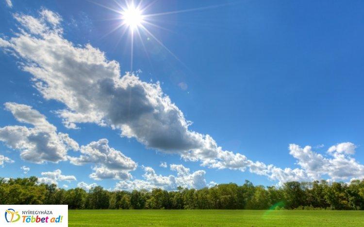 Folytatódik a napsütés kedden is – Jelentős csapadékra nem számíthatunk