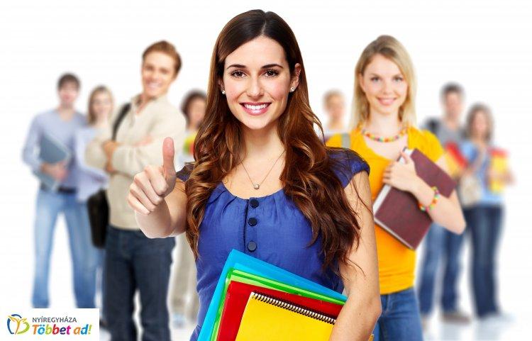 A diákmunkások körében népszerű a Nyíregyházi Polgármesteri Hivatal