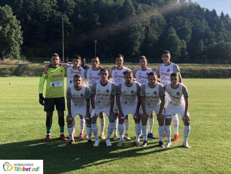 Döntetlen Szlovéniában - második meccsét játszotta Mariborban a Szpari