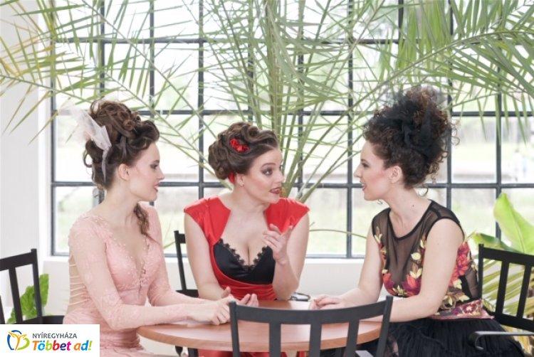 Orpheum Madams: A Móricz Zsigmond Színház színművésznőivel debütál a Bencs Villában kedden