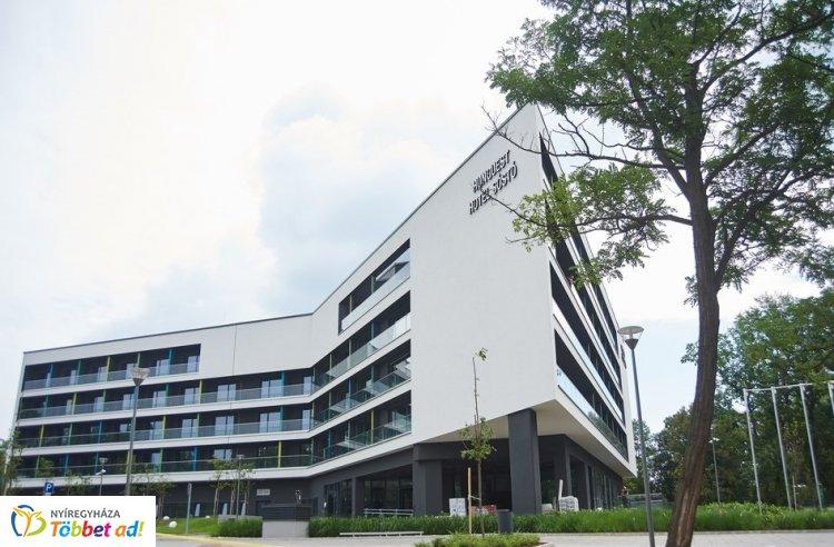 Hamarosan befejeződnek a kivitelezési munkálatok a Hunguest Hotel Sóstónál!