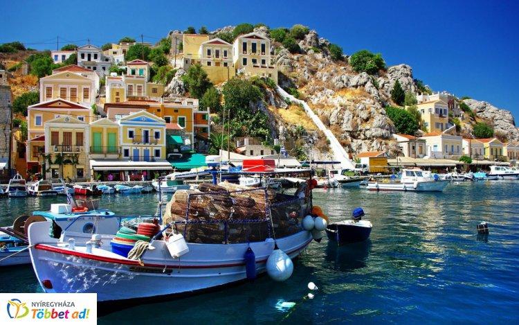 Vakációs úticélok – Idén Görögország és Horvátország a magyar turisták kedvence