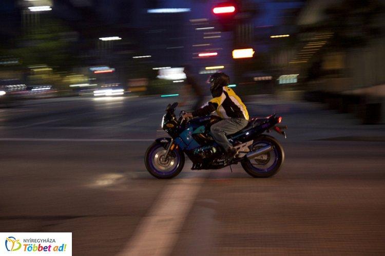 Motorosok biztonsága – A nyár a motorkerékpáros szezont is jelenti