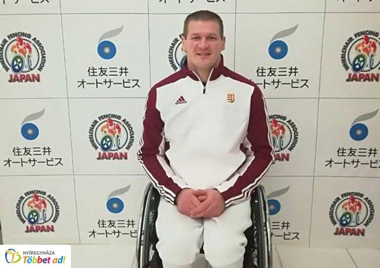 Tarjányi István most a világbajnokságra készül, utána pedig a cél a paralimpia