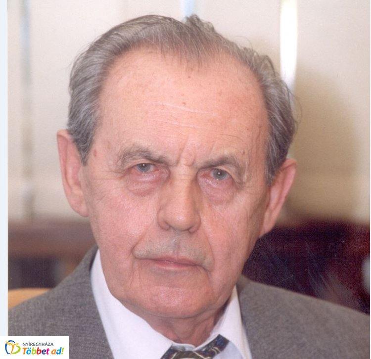 Nekrológ - Dr. Fazekas Árpád életének 95. évében, 2019. július 14-én elhunyt