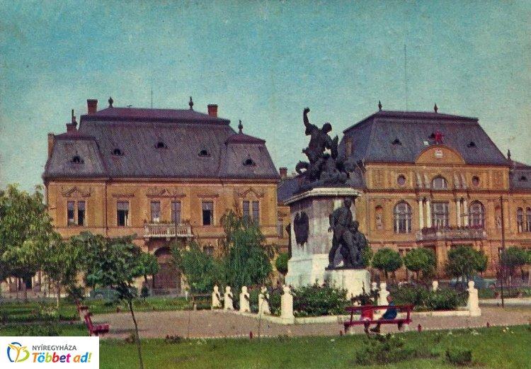 Retró Nyíregyháza sorozat 2. rész - A Beloiannisz tér 1961-ben
