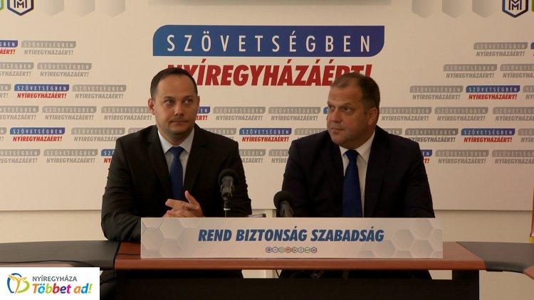Folytatódott a Szövetségben sajtótájékoztató sorozata – Koczkás László a 9-es körzetben