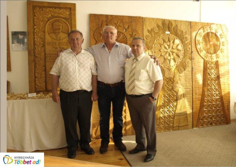 A Szatmár-Beregi Népművészeti és Kézműves Egyesület kiállítása Nyíregyházán