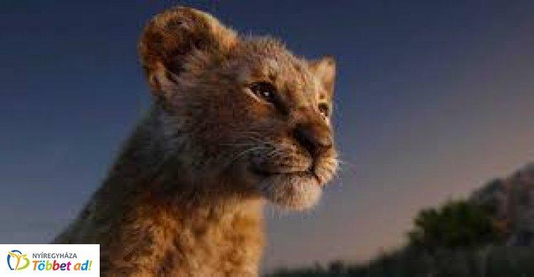 Az oroszlánkirály három hét után máris rekordokat döntöget a mozikban