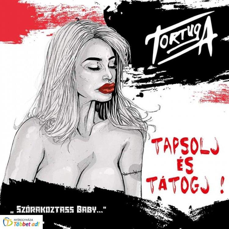 Tapsolj és Tátogj! Lemezbemutató koncert a Tortuga zenekartól!