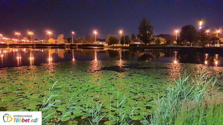 Ilyen sem volt még Nyíregyházán - Csillagfutás a Bujtosi Városligetben