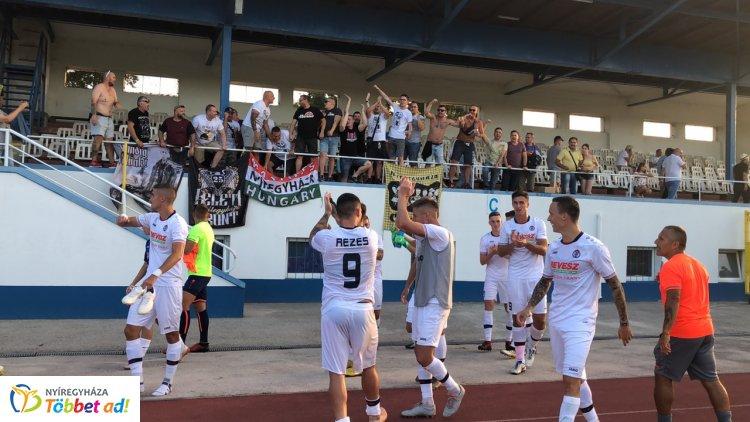 Győzelemmel kezdte a szezont a Szpari - a Budaörs vendége volt a Nyíregyháza