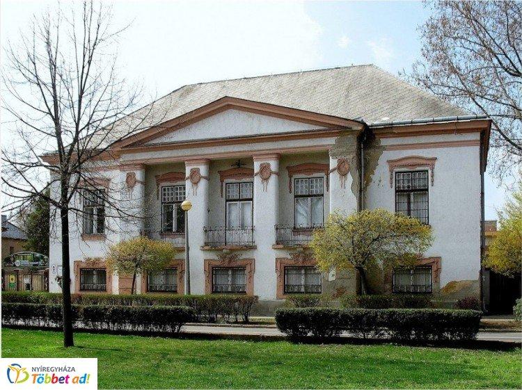 Elkezdődött a Nyíregyházi Kállay-kúria fejlesztésének 2. üteme
