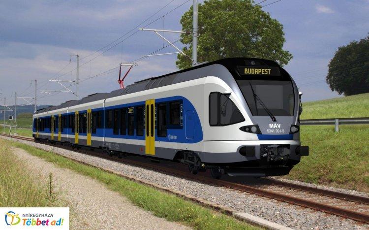 Nyíregyházán is változik a vonatok menetrendje a szombati munkanap miatt