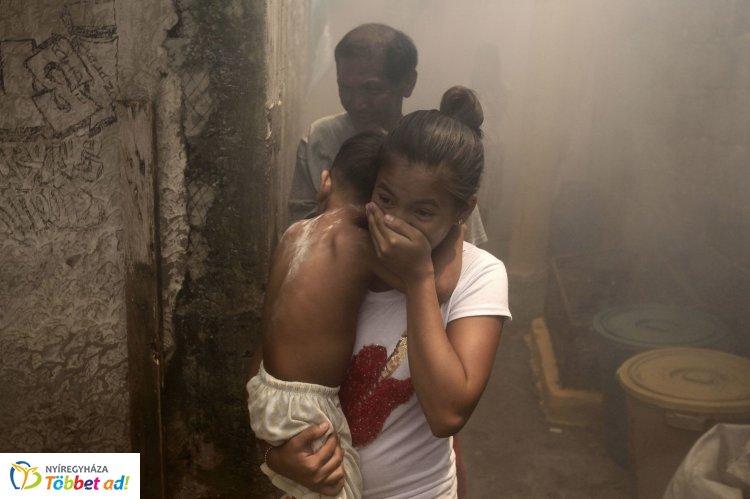 Dengue-láz-járványt hirdettek ki a Fülöp-szigeteken