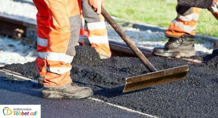A Magyar Falu Program keretében teljes körű útfelújítási projektek valósulhatnak meg