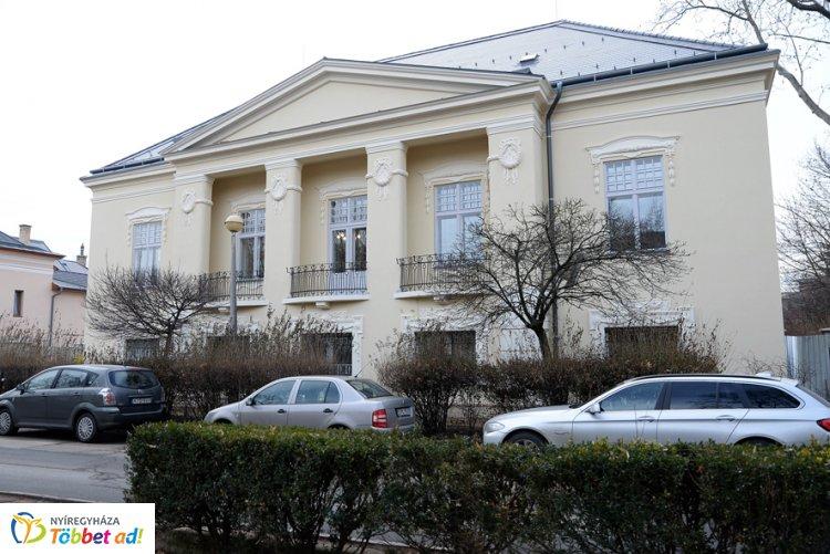 Folytatódik a Kállay-kúria fejlesztése - Páratlan értékek otthona