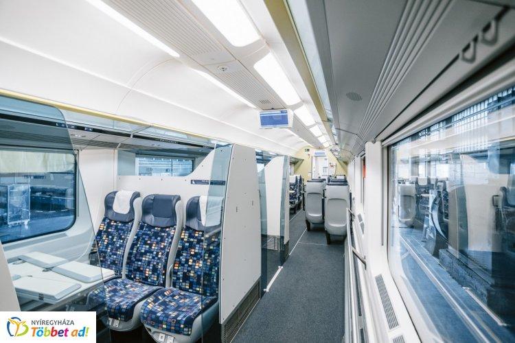 Modern vonatokkal Budapestre - Kényelmes, akadálymentes és családbarát