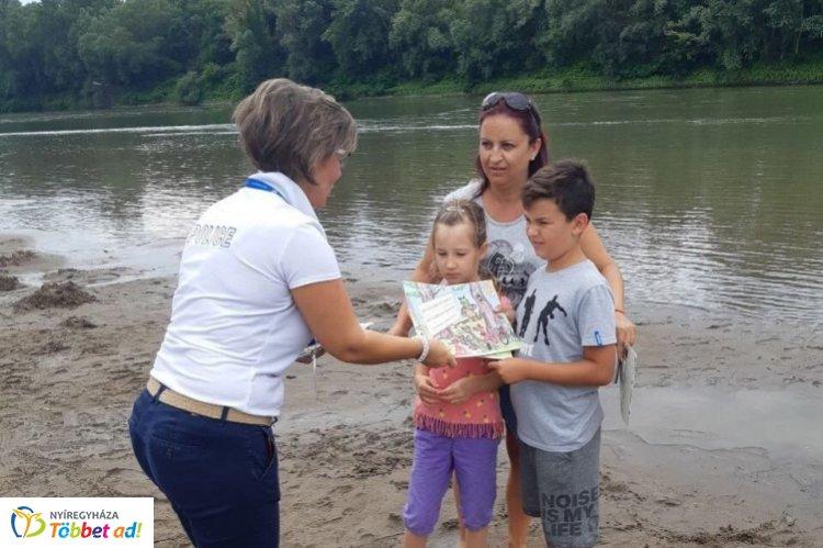 Bűnmegelőzési tanácsok az önfeledt pihenés érdekében - Biztonságos Tisza-Party kampány