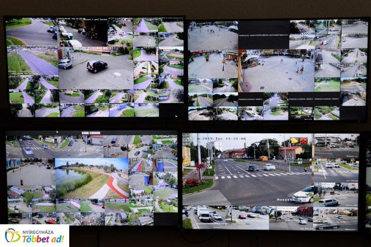 Már közel 200 kamera segíti a megelőzést, az értékek megóvását a biztonság jegyében
