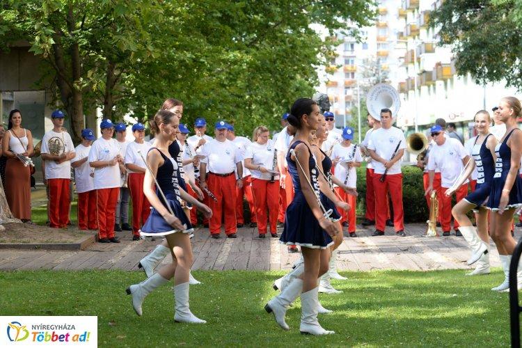 Rendezvények Nyíregyházán - Mészáros Szilárd sorolta fel a Nyíregyházi Televízió stábjának