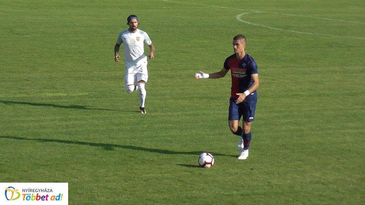 A harmadik fordulót rendezték - öt gólos meccset játszott a Szpari idegenben