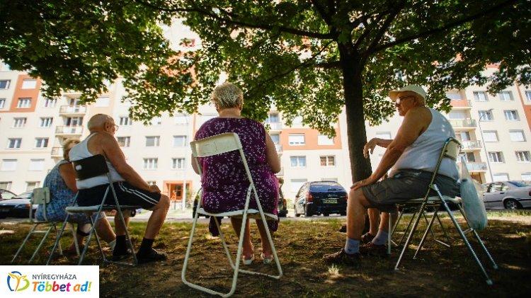 Fokozottan kell figyelni az idősekre és a szívbetegekre a kánikula idején
