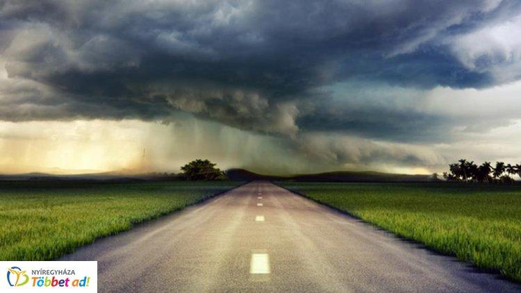 Megérkezett a lehűlés – Kettészakadt az ország időjárása, Nyíregyházán még tart a hőség