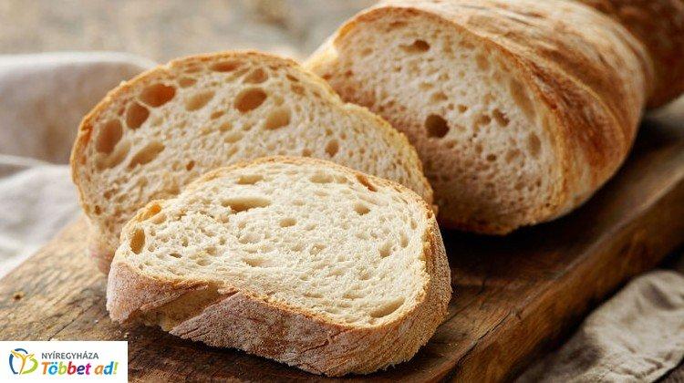 Díjnyertes kenyerek – Nyíregyházi siker rozs- és búzakenyér kategóriában