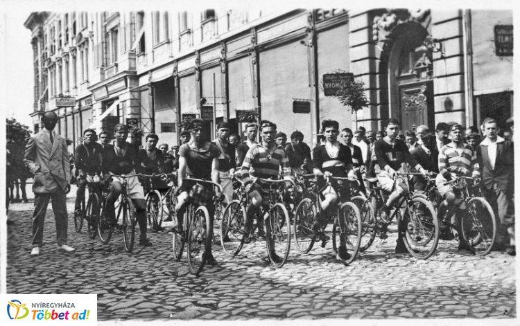 Amiről az utcák mesélnek... - Fejezetek a nyíregyházi kerékpársport történetéből 1.