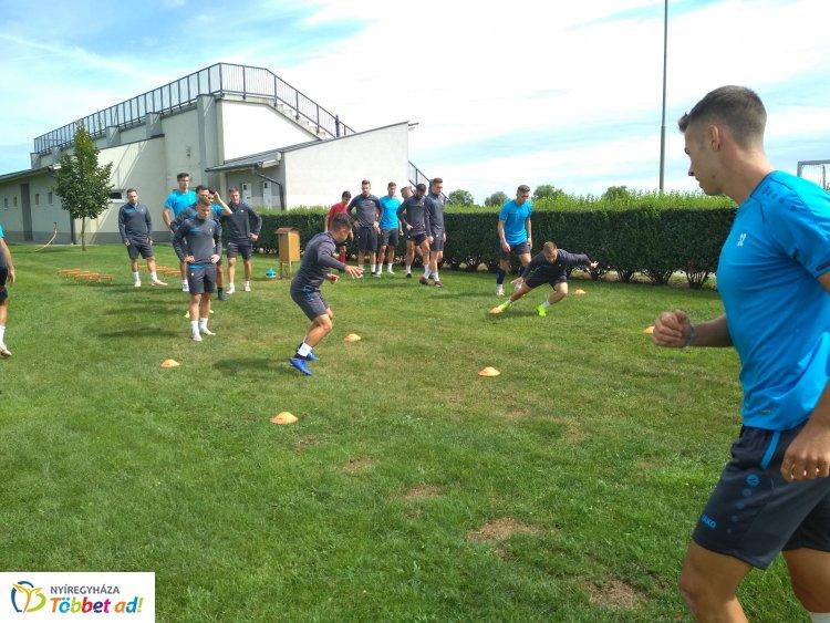 A Békéscsabát fogadja a Szpari - vasárnap újra hazai pályán a labdarúgók