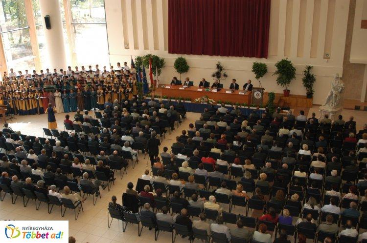 Nyíregyházán rendezik meg az 57. Közgazdász-vándorgyűlést – 900 szakembert várnak