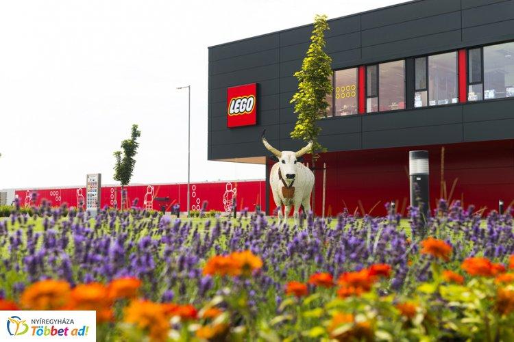 Nyereséggel zárt és tovább bővít a LEGO Nyíregyházán - Globális növekedésben a csoport