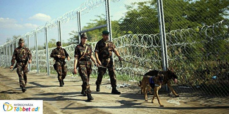 Több mint 400 milliárd forintot fordított már határvédelemre a rendőrség