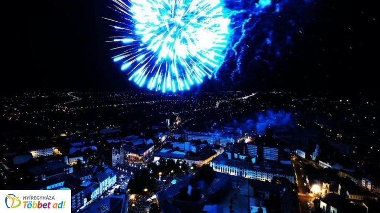 Különleges elemekkel bővül az idei augusztus 20-ai tűzijáték