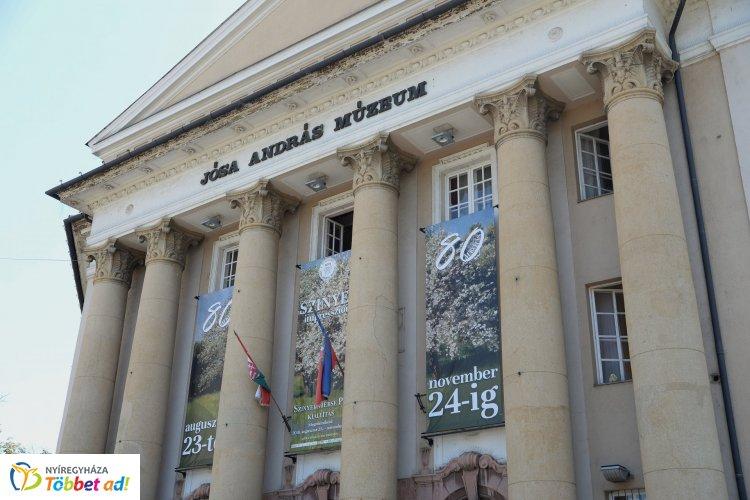 A nyár utolsó heteiben is érdemes lesz ellátogatni a Jósa András Múzeumba!