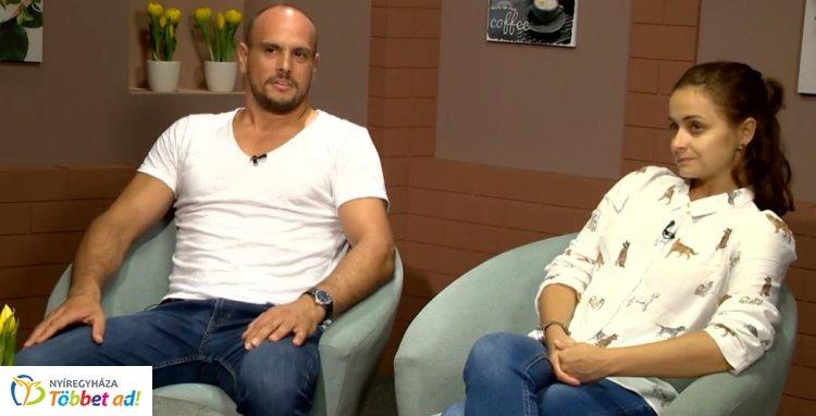A színház két művésze, Munkácsi Anita és Nagyidai Gergő nyári élményeiről mesélt a Szieszt