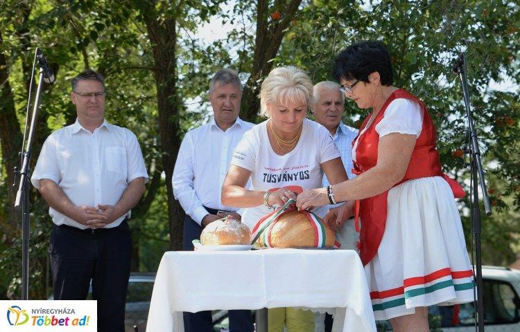 Augusztus 20-ai ünnepséget tartottak Rozsréten, Borbányán és Oroson