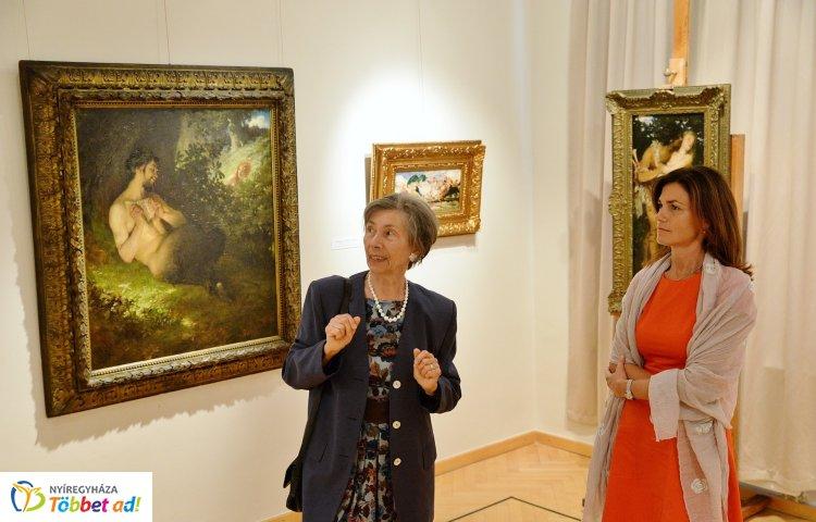Szinyei impressziói – Hosszas várakozás után végre megnyílt a Jósa András Múzeum tárlata!