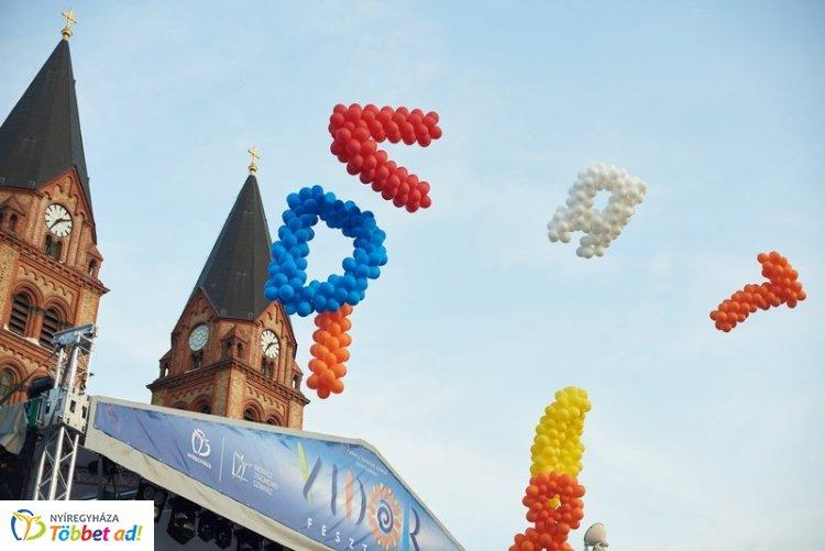 Már az első napon is rengetegen voltak - Pénteken elkezdődött a VIDOR Fesztivál!