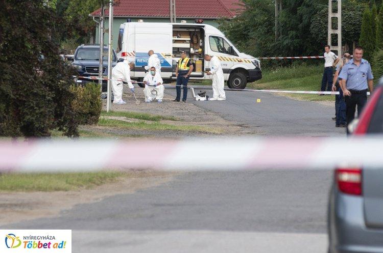 Orosi kettős gyilkosság – Az információk szerint apa és fia az áldozat