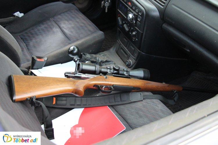 Kihallgatták a nyíregyházi lövöldözőt – Vadászpuskával lőtt, beismerte tettét