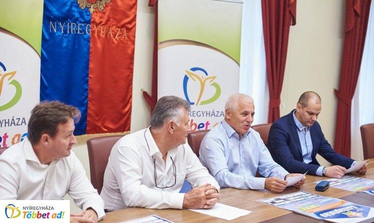 Csillagfutás: szeptember 7-én különleges sportesemény várja a nyíregyháziakat