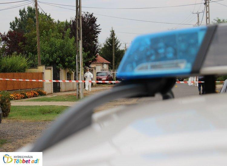 Interjúk az orosi kettős gyilkosság helyszínén! Két férfi, apa és fia vesztette életét!