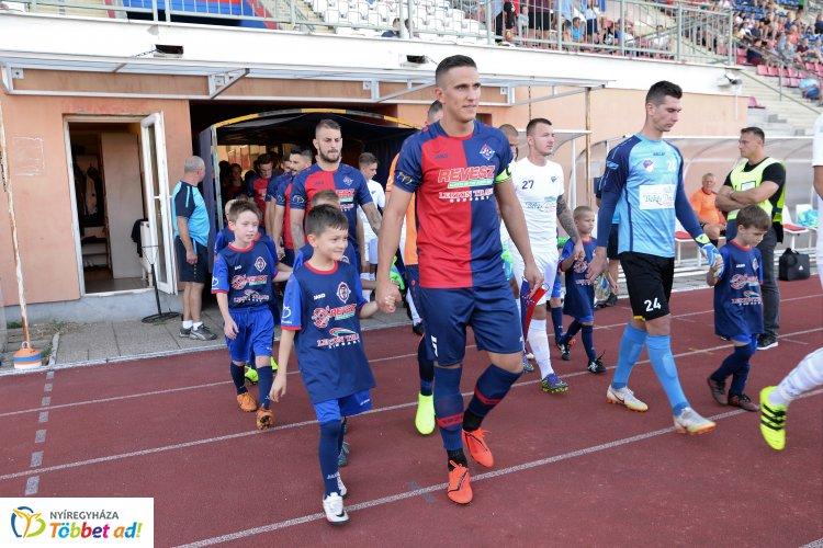 Szeptember 7 - újra Ajkára utazik a Nyíregyháza Spartacus FC