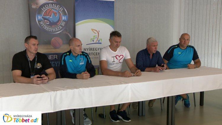 Új edzők a Sportcentrumnál - Kovács Rita és Boris Majlkovic Nyíregyházán dolgozik!