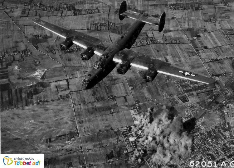 Nyíregyháza 1944-es bombázásának áldozataira emlékeznek, szeptember 6-án