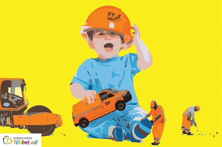 Játssz kisautó helyett igazi gépekkel! – Ismét nyílt nap lesz a magyar közút mérnökségein